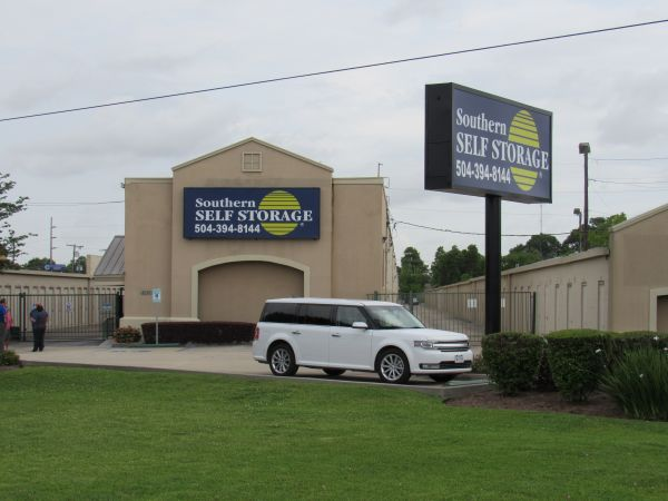 Southern Self Storage - Gretna 2321 Belle Chasse Highway Gretna, LA - Photo 0