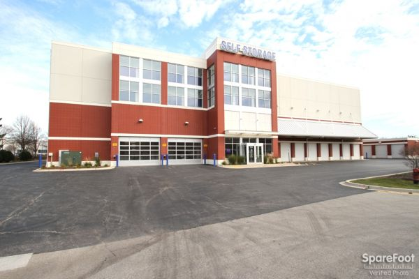 The Lock Up Self Storage - Willowbrook 755 Plainfield Road Willowbrook, IL - Photo 0
