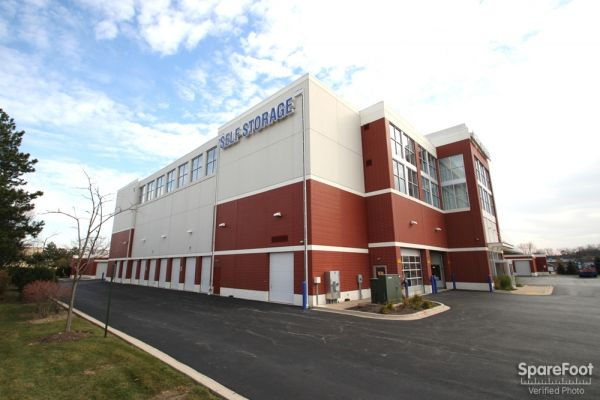 The Lock Up Self Storage - Willowbrook 755 Plainfield Road Willowbrook, IL - Photo 1