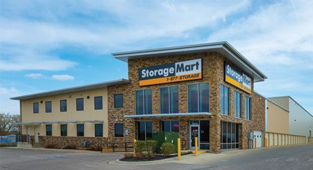 StorageMart - Metcalf Ave & 154th Terrace