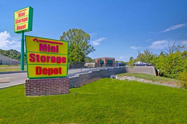 Mini Storage Depot - Brick Church