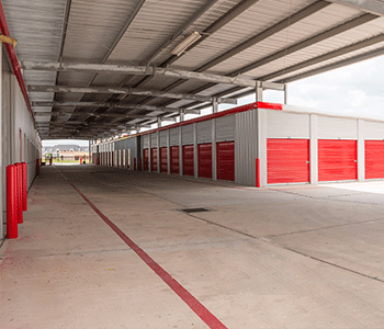 Store Space Self Storage - #1015 8569 East North Belt Humble, TX - Photo 4