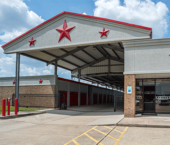 Store Space Self Storage - #1015 8569 East North Belt Humble, TX - Photo 13