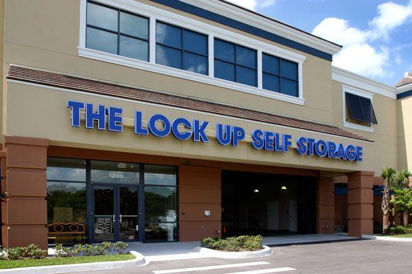 The Lock Up Self Storage - Pine Ridge 1200 Pine Ridge Road Naples, FL - Photo 1
