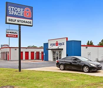 Store Space Self Storage - #1017 313 Ford Drive Columbus, GA - Photo 0