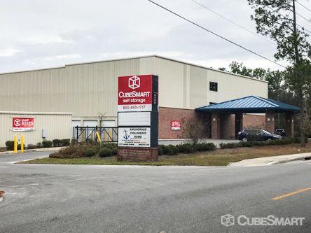 CubeSmart Self Storage - Panama City - 2125 Lisenby Ave (Annex) 2125 Lisenby Avenue Panama City, FL - Photo 0