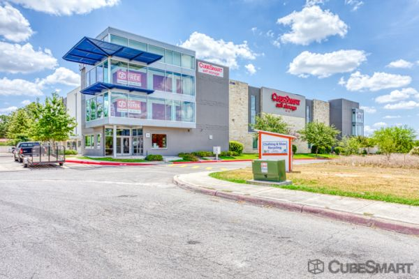 CubeSmart Self Storage - Schertz 21586 IH 35 North Schertz, TX - Photo 0