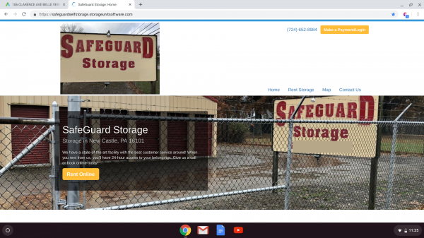 Safeguard Storage 2134 Harlansburg Rd New Castle, PA - Photo 0