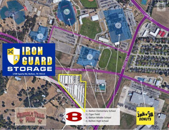 Belton Storage, LLC 1709 Sparta Road Belton, TX - Photo 7