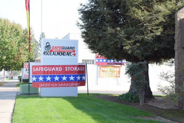 Safeguard Storage South 450 East Almond Avenue Madera, CA - Photo 7