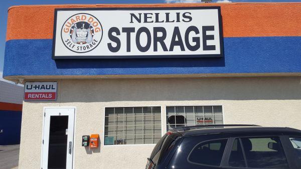 Nellis Self Storage 3175 South Nellis Boulevard Las Vegas, NV - Photo 0
