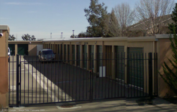 Hammertown Self Storage 818 Hammertown Drive Stockton, CA - Photo 2