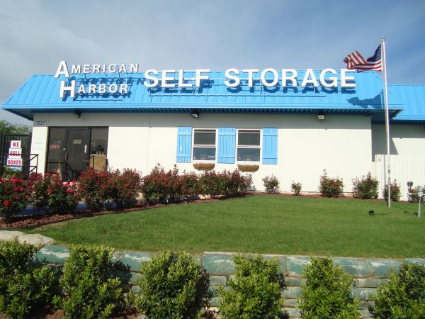 American Harbor Self Storage 7227 South R. L. Thornton Freeway Dallas, TX - Photo 0