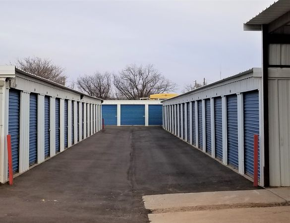Stack It Up Self Storage 9605 Avenue P Lubbock, TX - Photo 1