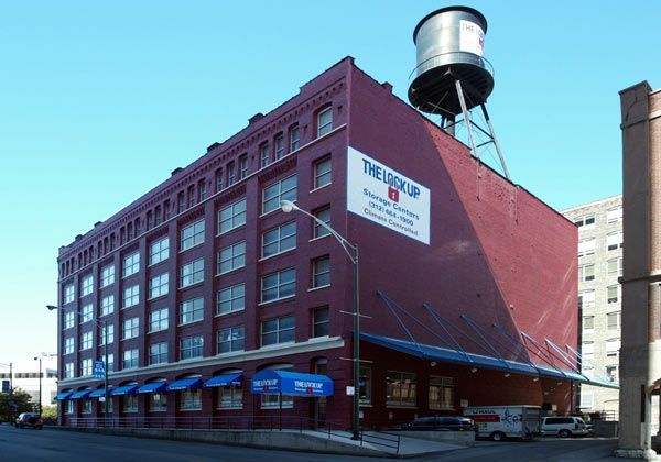 The Lock Up Self Storage - Kinzie 350 West Kinzie Street Chicago, IL - Photo 0
