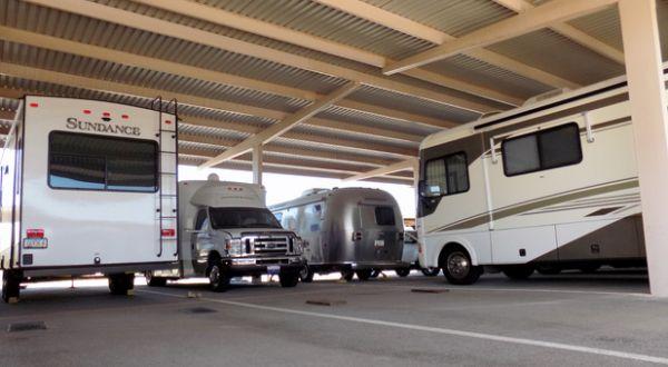 Premier RV Storage 7935 West Tangerine Road Marana, AZ - Photo 0