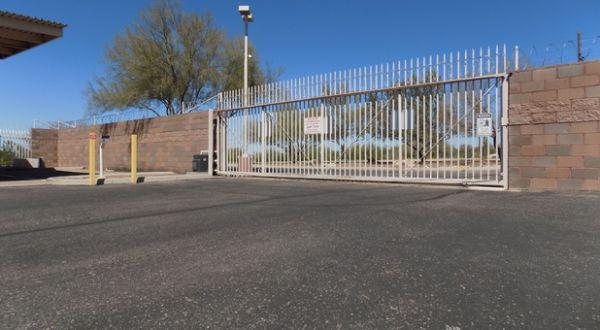 Premier RV Storage 7935 West Tangerine Road Marana, AZ - Photo 3