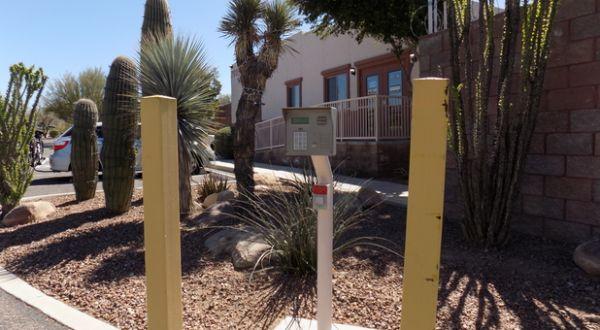 Premier RV Storage 7935 West Tangerine Road Marana, AZ - Photo 4