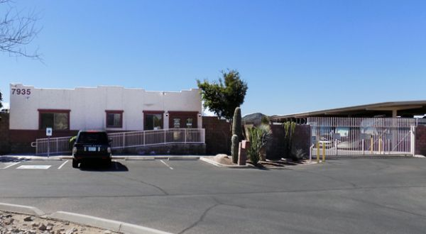 Premier RV Storage 7935 West Tangerine Road Marana, AZ - Photo 6