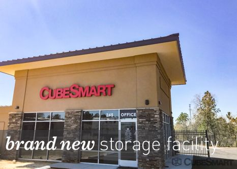 CubeSmart Self Storage - Elgin 245 Sanders Bluff Lane Elgin, SC - Photo 0