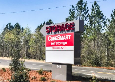 CubeSmart Self Storage - Elgin 245 Sanders Bluff Lane Elgin, SC - Photo 1