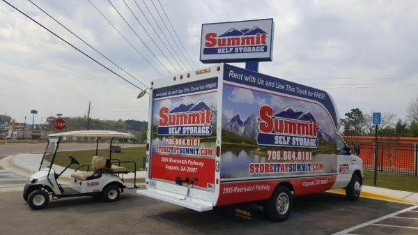 Summit Self Storage at Riverwatch 2955 Riverwatch Parkway Augusta, GA - Photo 1