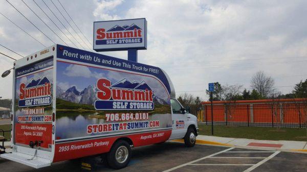 Summit Self Storage at Riverwatch 2955 Riverwatch Parkway Augusta, GA - Photo 2