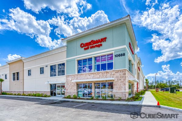 CubeSmart Self Storage - Fort Myers - 10688 Colonial Blvd 10688 Colonial Boulevard Fort Myers, FL - Photo 0