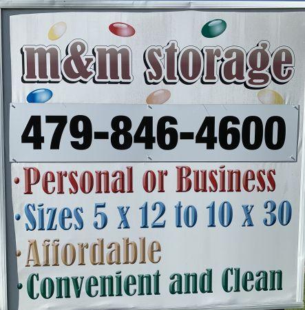 m&m Storage