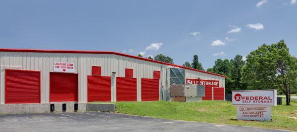 10 Federal Self Storage -12004 Trinity Rd, Trinity, NC 27370