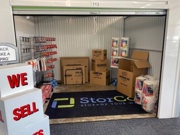 Storco Storage 1401 Vaughn Road Wood River, IL - Photo 8