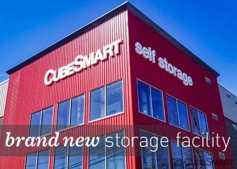 CubeSmart Self Storage - Salem 8 Hampshire Road Salem, NH - Photo 0