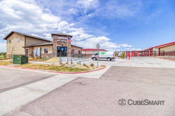 CubeSmart Self Storage - Colorado Springs - 2742 N Gate Blvd 2742 North Gate Boulevard Colorado Springs, CO - Photo 0
