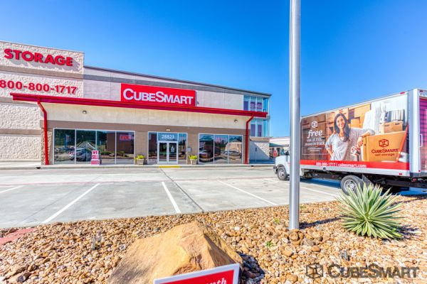 CubeSmart Self Storage - Spring - 28823 Birnham Woods Dr 28823 Birnham Woods Drive Spring, TX - Photo 0