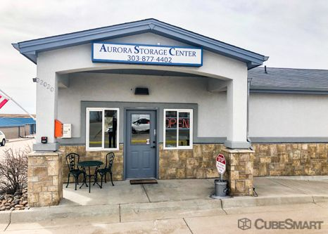 CubeSmart Self Storage - Aurora - 22020 E Atlantic Pl 22020 East Atlantic Place Aurora, CO - Photo 0