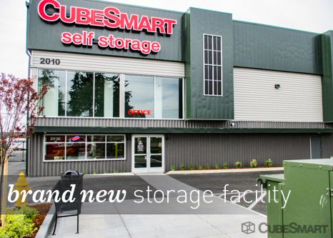 CubeSmart Self Storage - Federal Way 2010 Southwest 356th Street Federal Way, WA - Photo 0