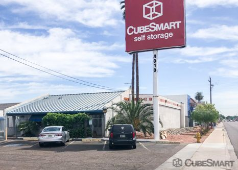 CubeSmart Self Storage - Phoenix - 4010 West Indian School Rd 4010 West Indian School Road Phoenix, AZ - Photo 0