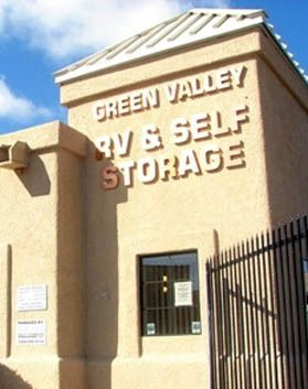 Green Valley Covered RV and Self Storage 1730 West Duval Commerce Court Green Valley, AZ - Photo 0