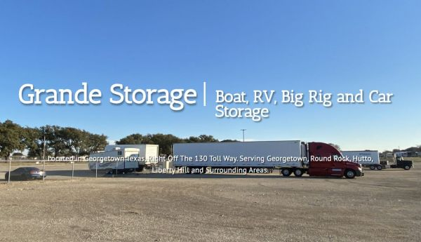 Grande RV, Boat & Truck Storage 1010 County Road 152 Georgetown, TX - Photo 1