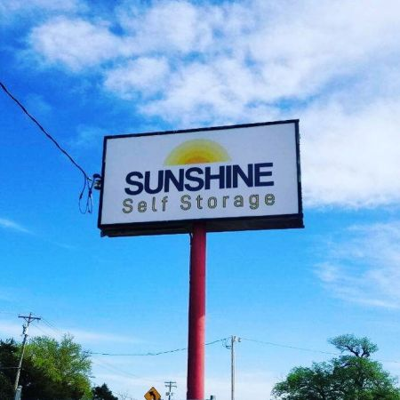 Sunshine Self Storage - Robinson 429 East Robinson Street Norman, OK - Photo 0