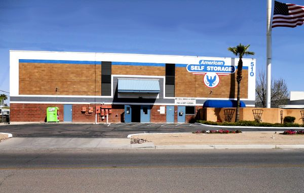 American Self Storage - Tucson 510 West Limberlost Drive Tucson, AZ - Photo 0