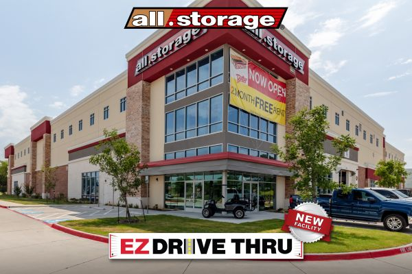 All Storage - Rowlett - (Firewheel Pkwy @ Castle Dr) - 1800 Castle Dr. 1800 Castle Drive Rowlett, TX - Photo 0