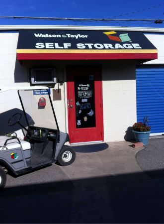 Watson & Taylor Self Storage - Brockbank 9801 Brockbank Drive Dallas, TX - Photo 9