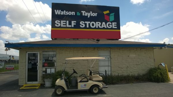 Watson & Taylor Self Storage - Judivan 6730 Fairdale Drive San Antonio, TX - Photo 0