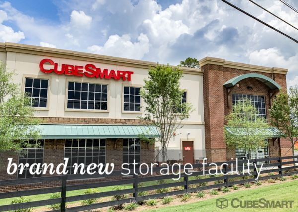 CubeSmart Self Storage - Milton 622 North Main Street Milton, GA - Photo 0