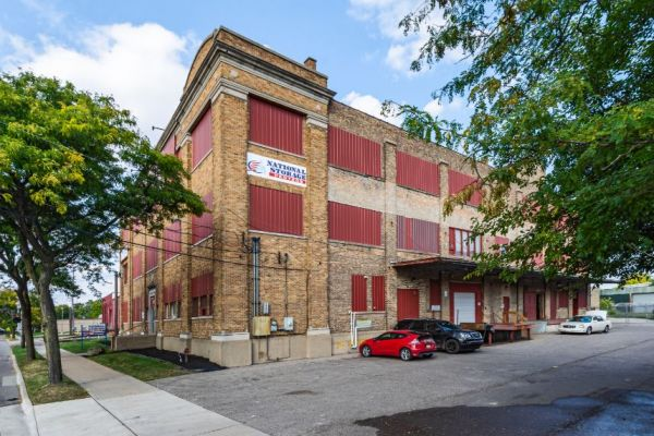 National Storage Centers - Grand Rapids Downtown 1514 Jefferson Avenue Southeast Grand Rapids, MI - Photo 0