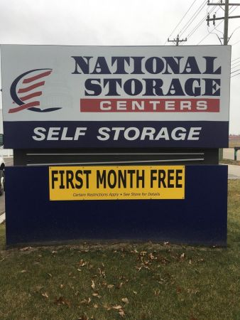 National Storage Centers - Bloomfield East 800 Martin Luther King Junior Boulevard South Pontiac, MI - Photo 0