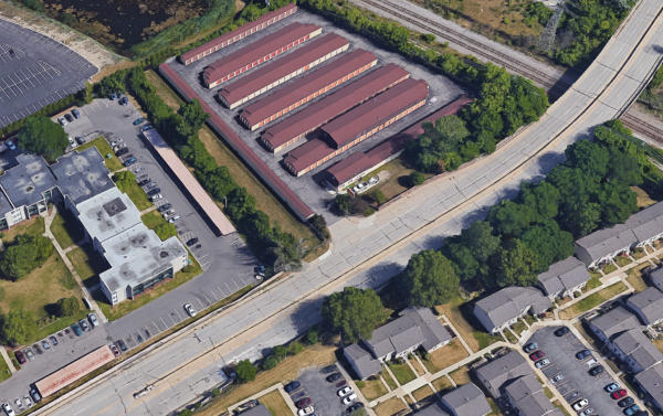 National Storage Centers - Bloomfield East 800 Martin Luther King Junior Boulevard South Pontiac, MI - Photo 3