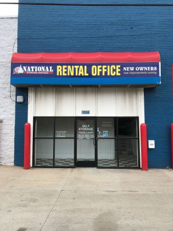National Storage Centers Oakman Detroit 1100 Oakman Boulevard Detroit, MI - Photo 0