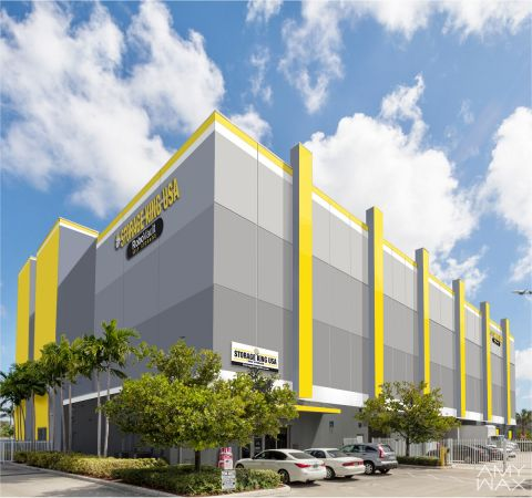 Storage King USA - 035 - Fort Lauderdale, FL - SE 6th Ave 3340 Southeast 6th Avenue Fort Lauderdale, FL - Photo 0